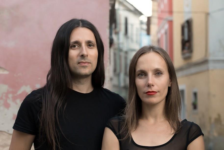 Agata Tomšič in Davide Sacco
