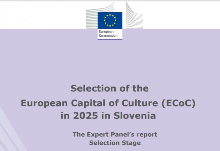 Poročilo Sveta neodvisnih strokovnjakov za EPK